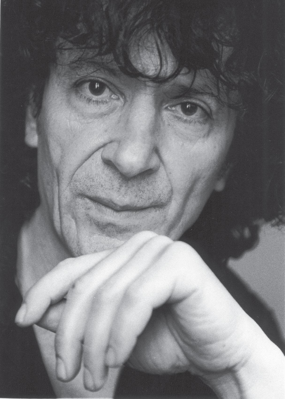 Hubert Haddad le sourcier